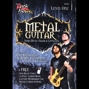 Metal Guitar - Volume One