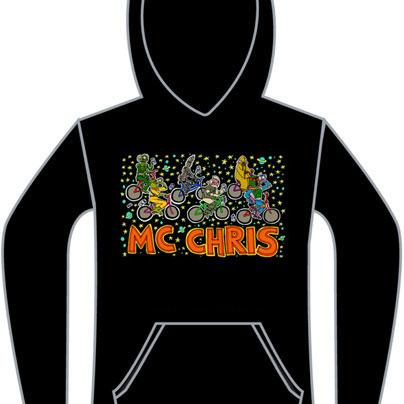Mc chris hoodie ninja