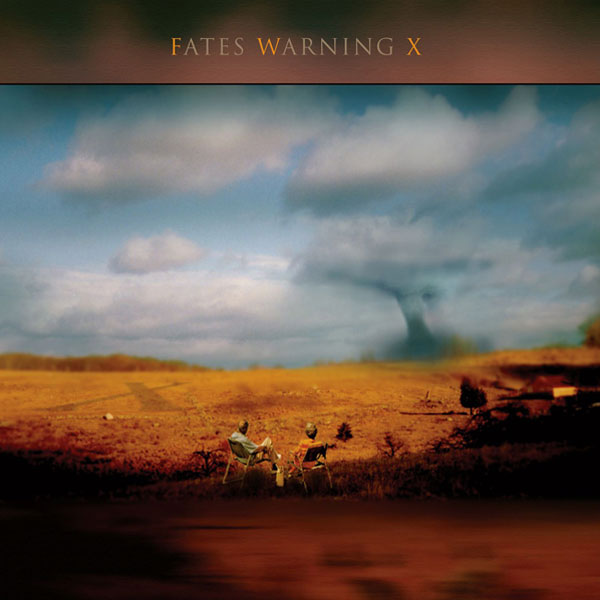 Fates Warning Quot Fwx Quot Cd Metal Blade Records