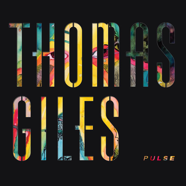 Thomas Giles Quot Pulse Quot Cd Metal Blade Records