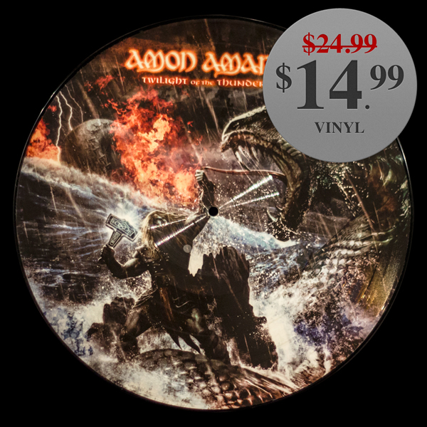Twilight Of The Thunder God (Picture Disc)