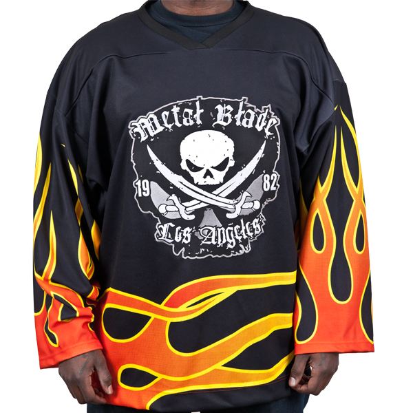 Flames Hockey Jersey