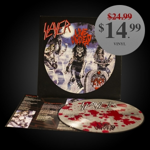 Live Undead (Picture Disc)