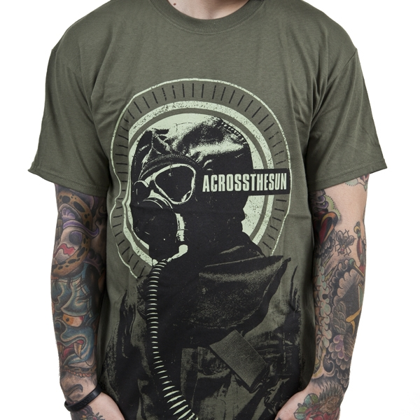 Gas Mask Shirt Gas Mask Gas Mask