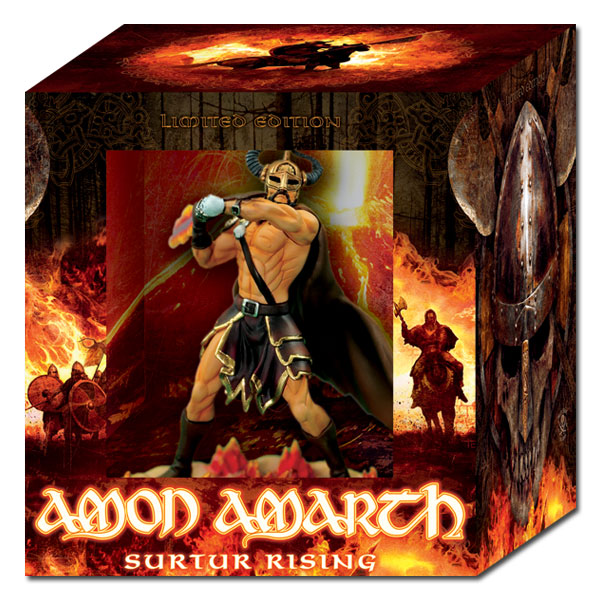 Surtur Rising (Limited Edition Box Set)