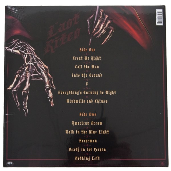 Last Rites (IMPORT - Red)