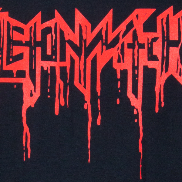 "Skeletonwitch ""Bloody Logo"" Pint Glass - Skeletonwitch"