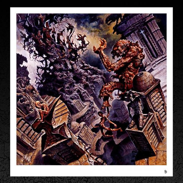 Dismember. (Iron Crosses) Album Cover