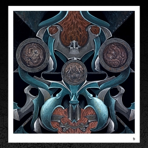 Vader. Album Cover