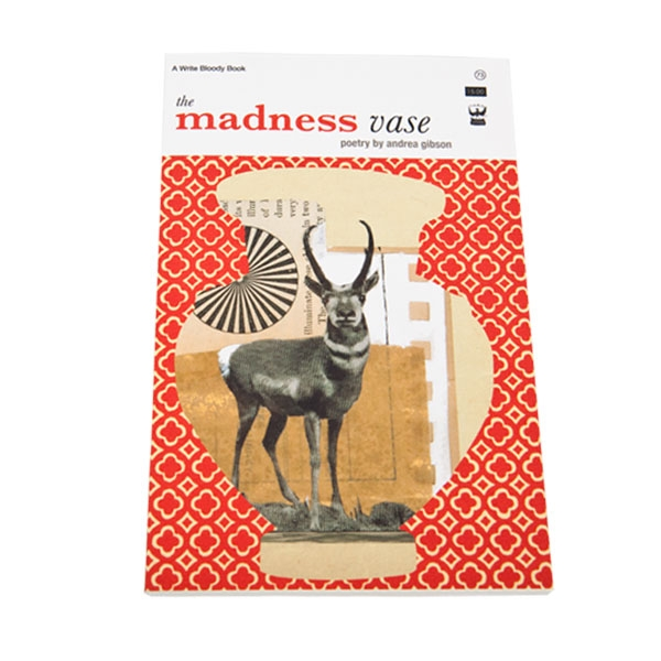 THE MADNESS VASE BOOK
