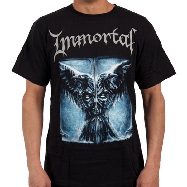 Immortal Quot All Shall Fall Quot T Shirt Indiemerchstore
