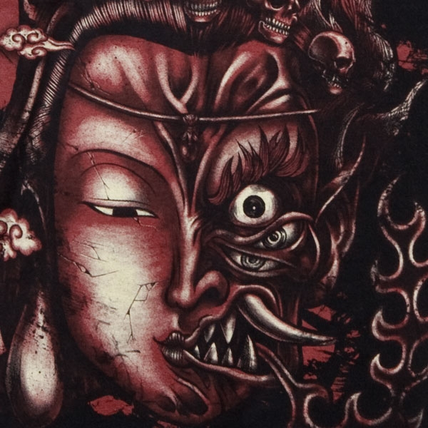 Guanyim-Charred Face Ghost King