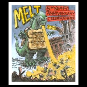 Melt Poster
