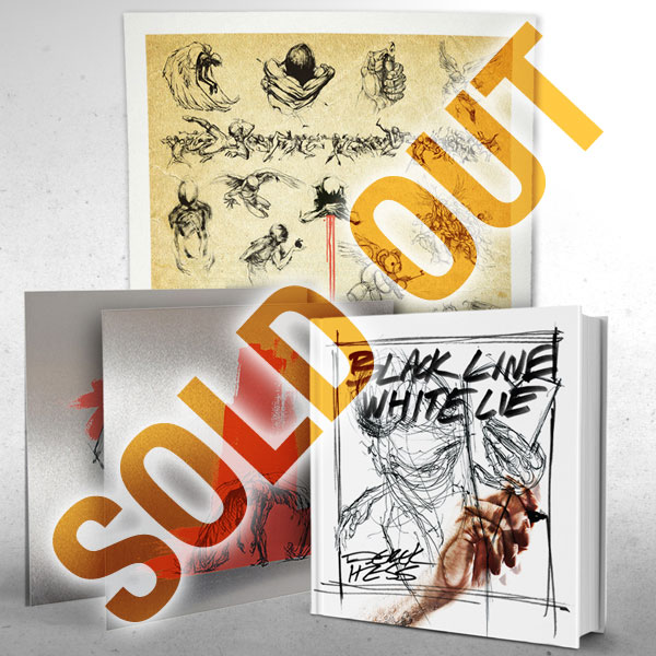 Black Line White Lie - The Personalized Collectors Edition