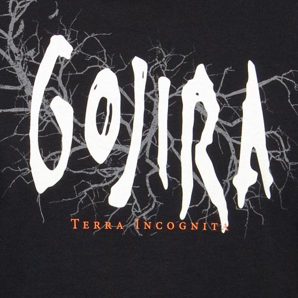 gojira terra incognita t shirt indiemerchstore. Black Bedroom Furniture Sets. Home Design Ideas