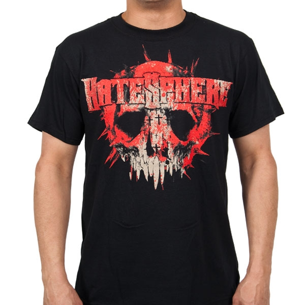 Hatesphere Quot The Great Bludgeoning Quot T Shirt Indiemerchstore