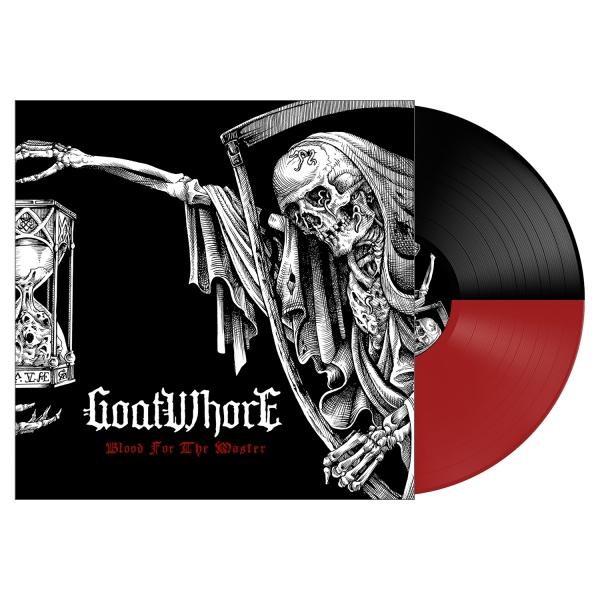 Blood for the Master (Red/Black Split)