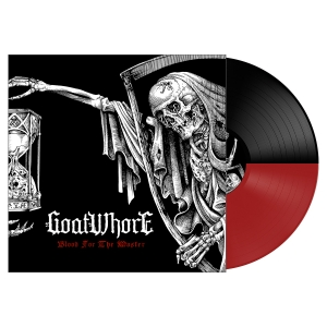 Blood for the Master (Red/Black Split)
