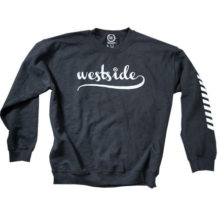 Babylon Cartel Westside Sweatshirt Crewneck Sweatshirt