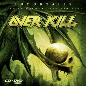 Immortals/Live At Wacken