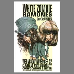 White Zombie / Ramones