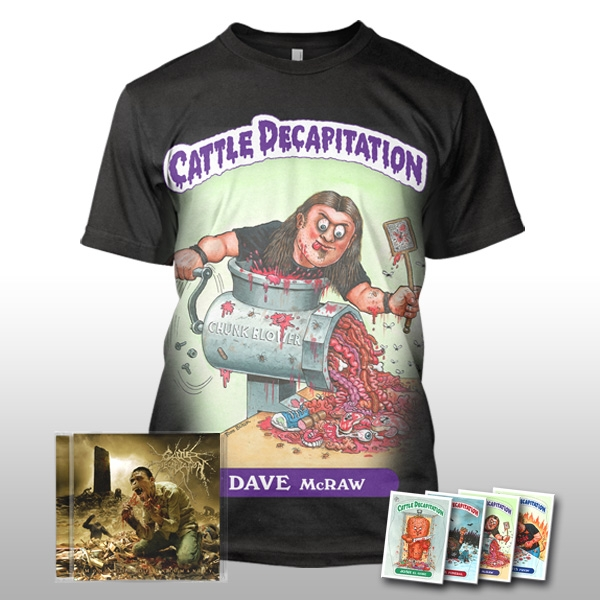DAVE McRaw Bundle