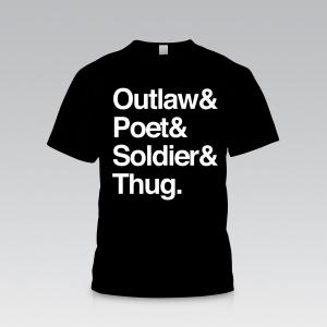 Outlaw Poet Thug Soilder