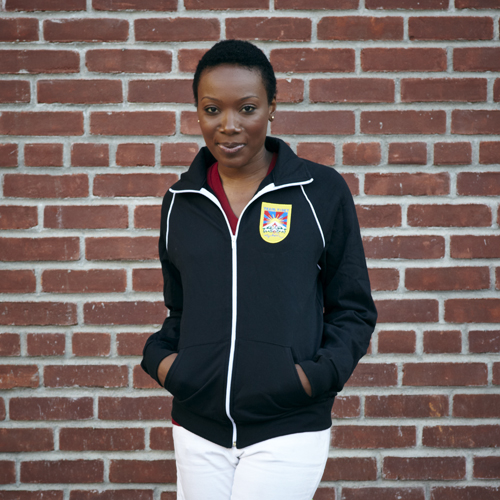 Limited Edition Embroidered Team Tibet Jacket