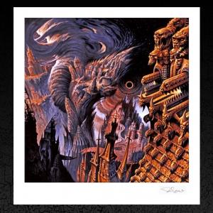Limited Edition. Morbid Angel (Gateway's)