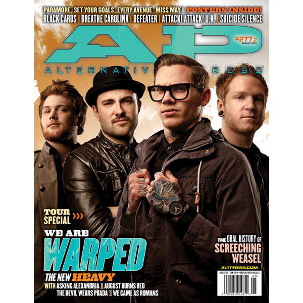 277.2 Warped Tour: The New Heavy (8/11)