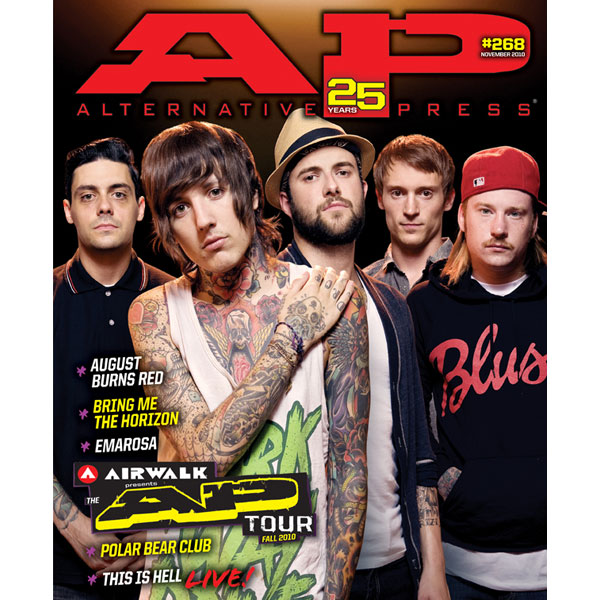 268 AP Tour Sub Cover (11/10)