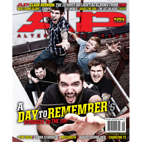 254 A Day To Remember (9/09)