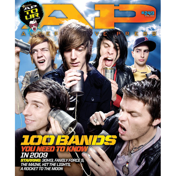 249 100 Bands 2009 Sub Cover (4/09)