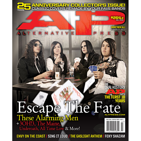 264.2 Escape The Fate (7/10)