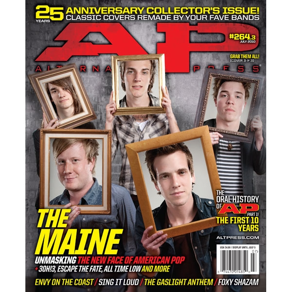 264.3 The Maine (7/10)