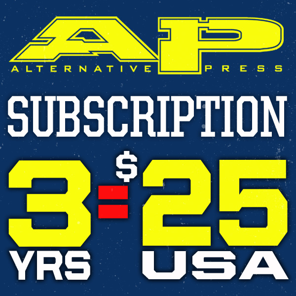 Alternative Press 3 Years Subscription