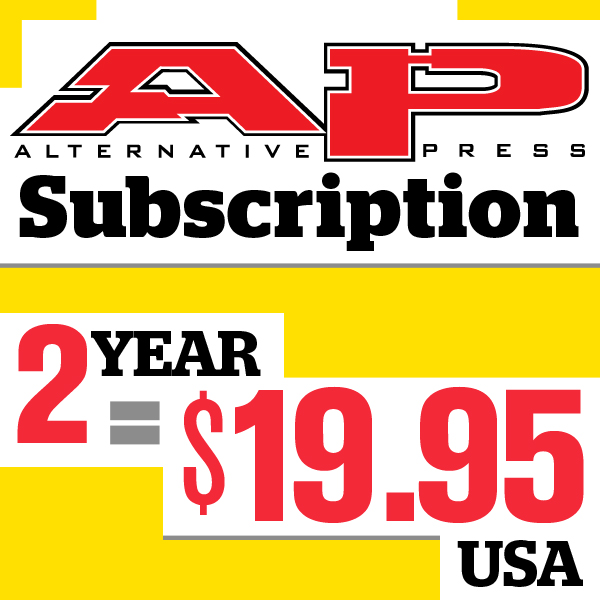 Alternative Press 2 Years Subscription