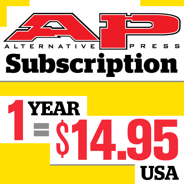 Alternative Press 1 Year Subscription