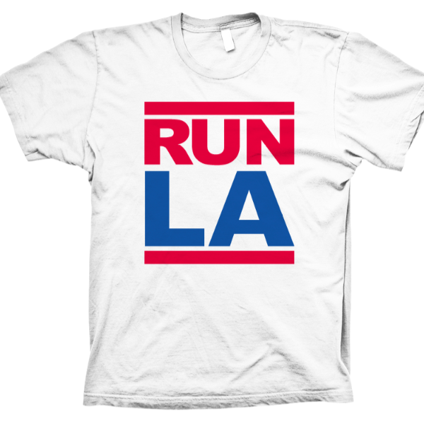 RUN LA CLIPPER