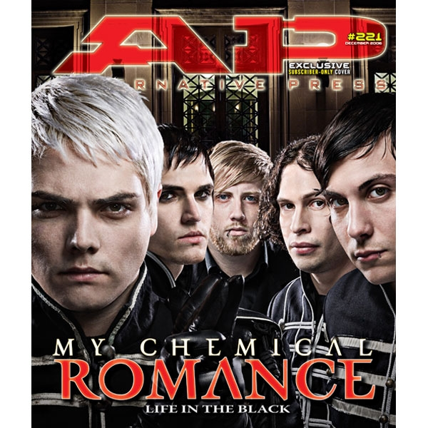 221 My Chemical Romance Sub Cover (12/06)