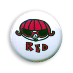 P-Red Face Button