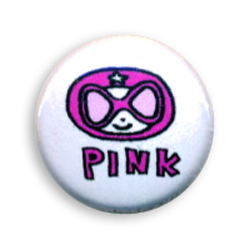 P-Pink Face Button
