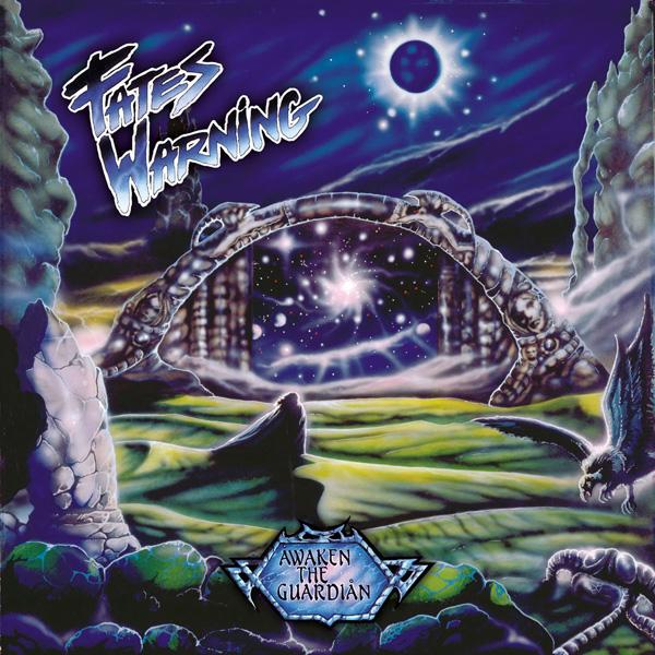 Fates Warning Quot Awaken The Guardian Blue Vinyl Quot 12
