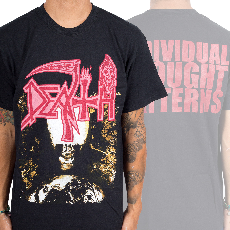 Death Quot Individual Thought Patterns Quot T Shirt Indiemerchstore