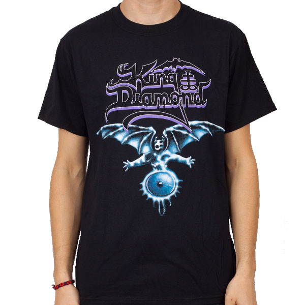 King Diamond Quot The Eye Quot T Shirt Indiemerchstore
