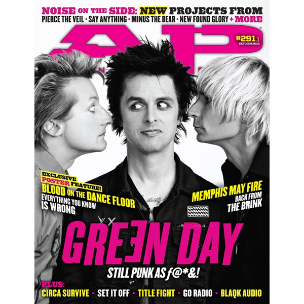 291.1 Green Day (10/12)