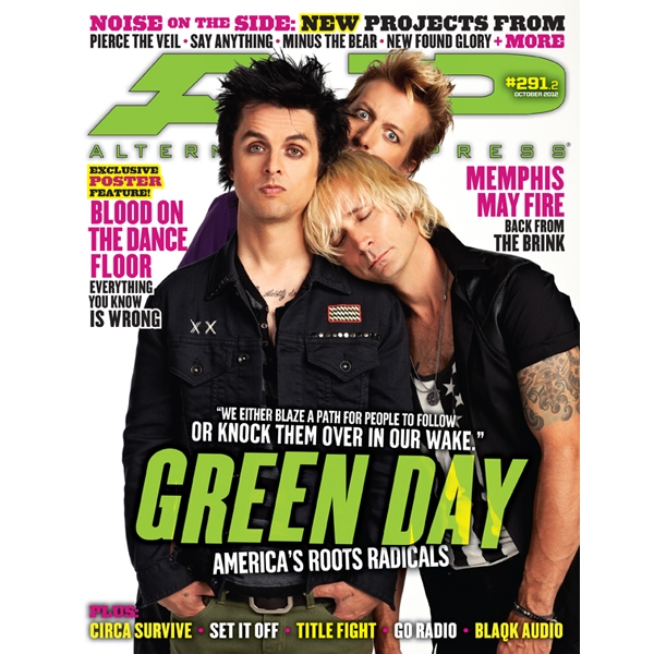 291.2 Green Day (10/12)