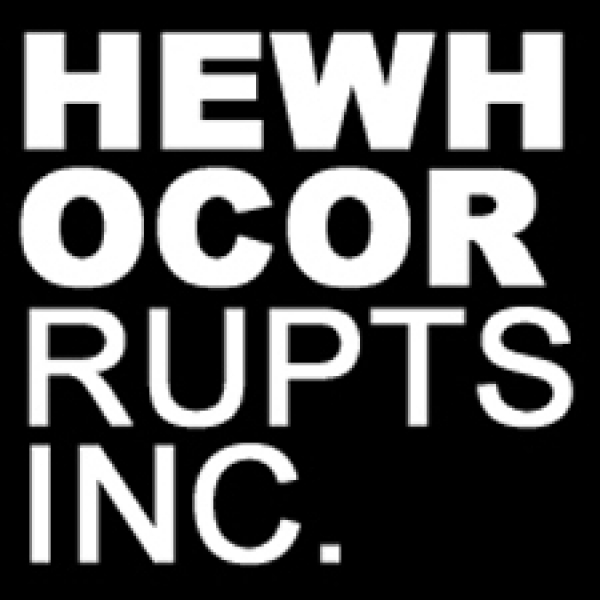 Hewhocorrupts Inc Sticker