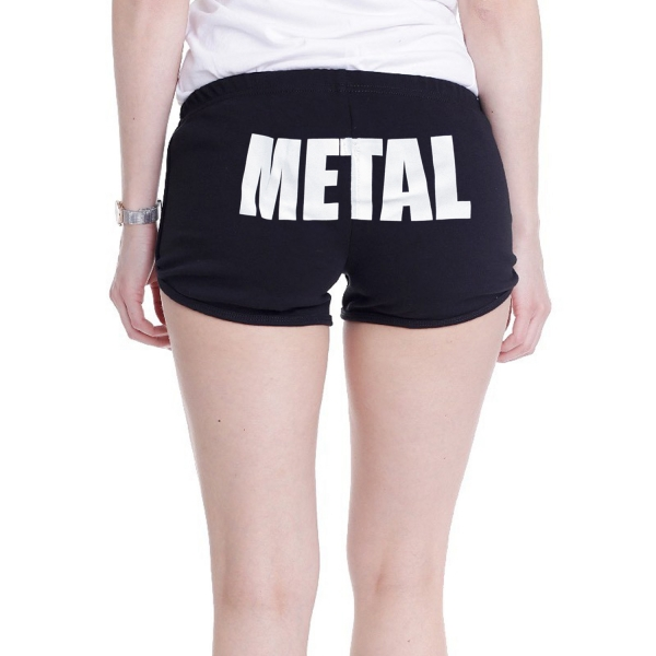 METAL Track Shorts