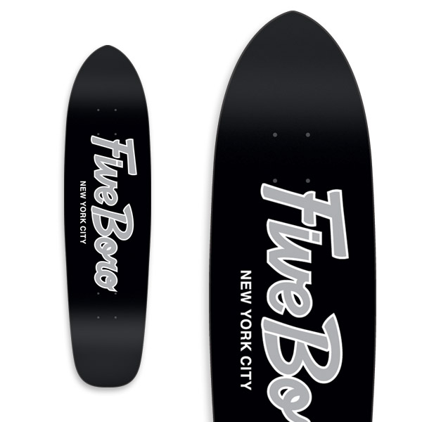 Team Script Cruiser Black & Grey